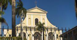 Cuba bezienswaardigheden Trinidad kerk