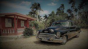 rondreizen op maat Cuba auto casa