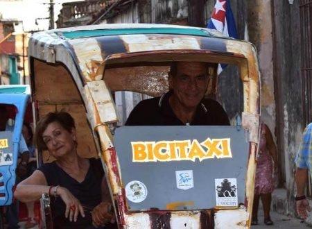 Cuba bezienswaardigheden Camaguey Bicitaxi