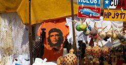 Cuba bezienswaardigheden Santa Clara Che souveniers
