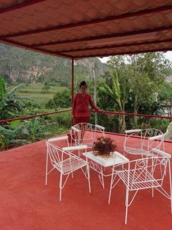 Especialista en Cuba Casa Viñales