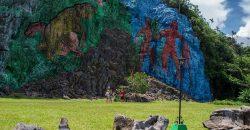 Cuba bezienswaardigheden Viñales Mural