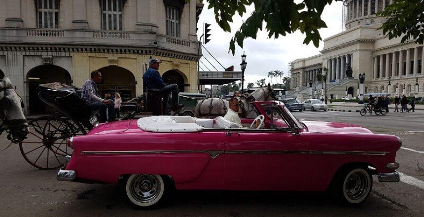 Como preparar tu viaje a Cuba auto americano